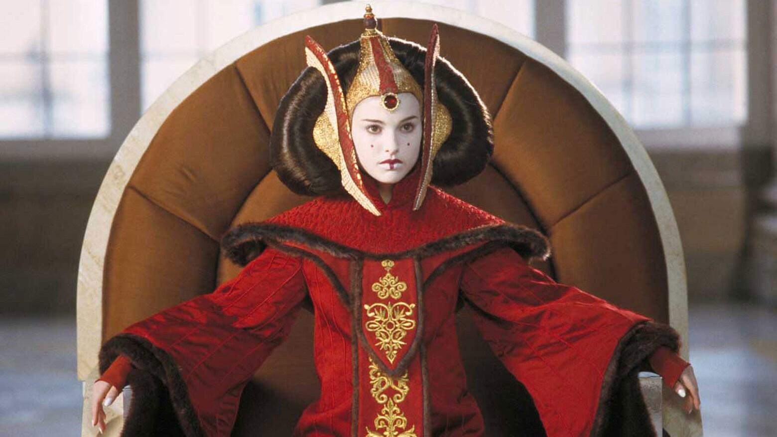 Padm amidala biography gallery - Princesse amidala star wars ...