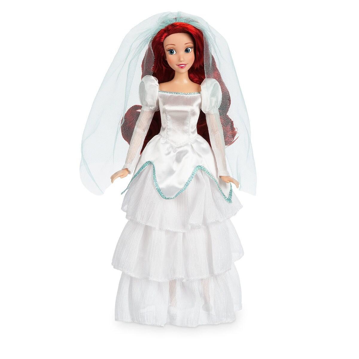 Ariel Wedding Classic Doll 11 12 Shopdisney