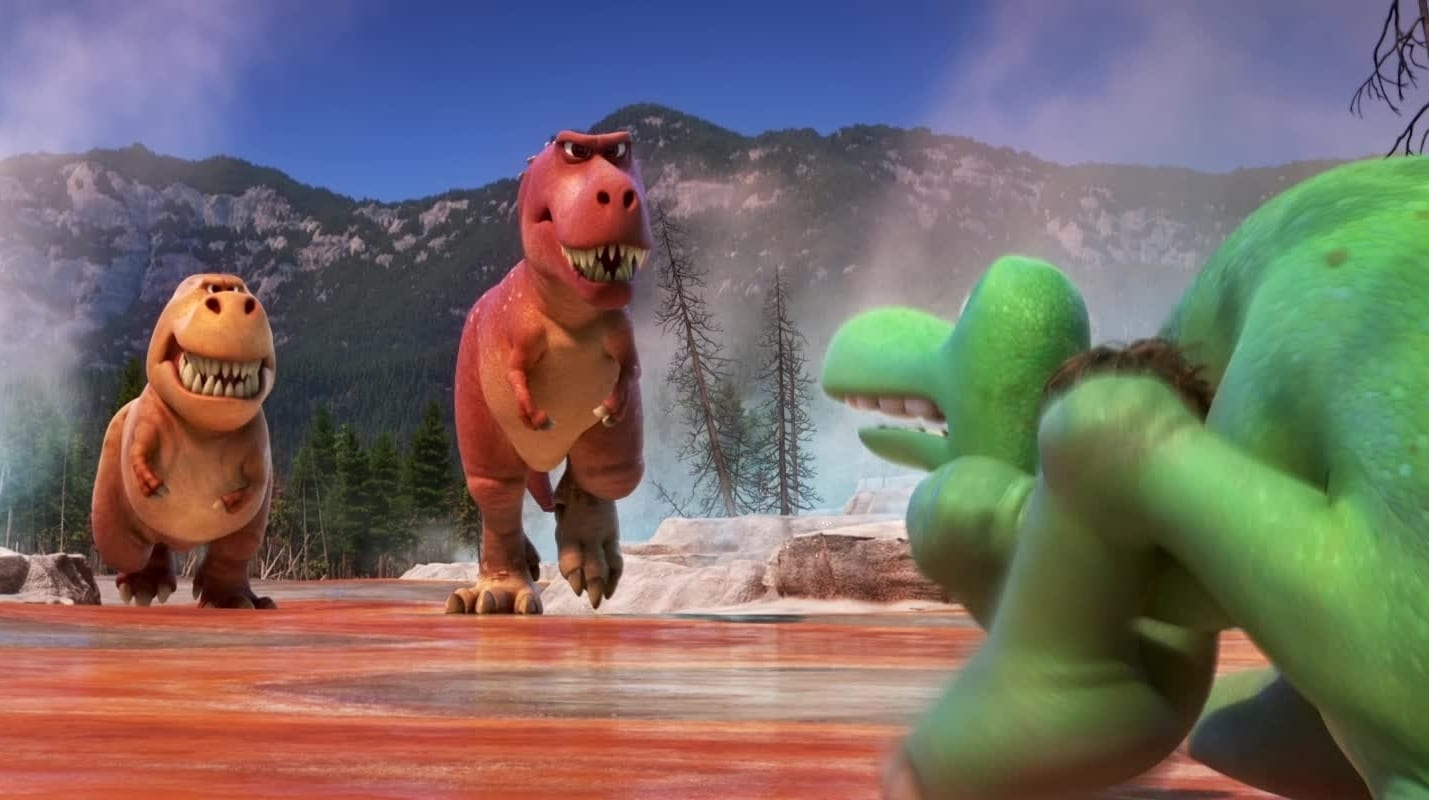 The Good Dinosaur - Extract 5