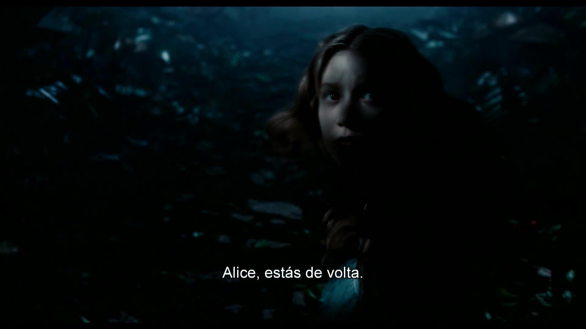 Alice no País da Maravilhas