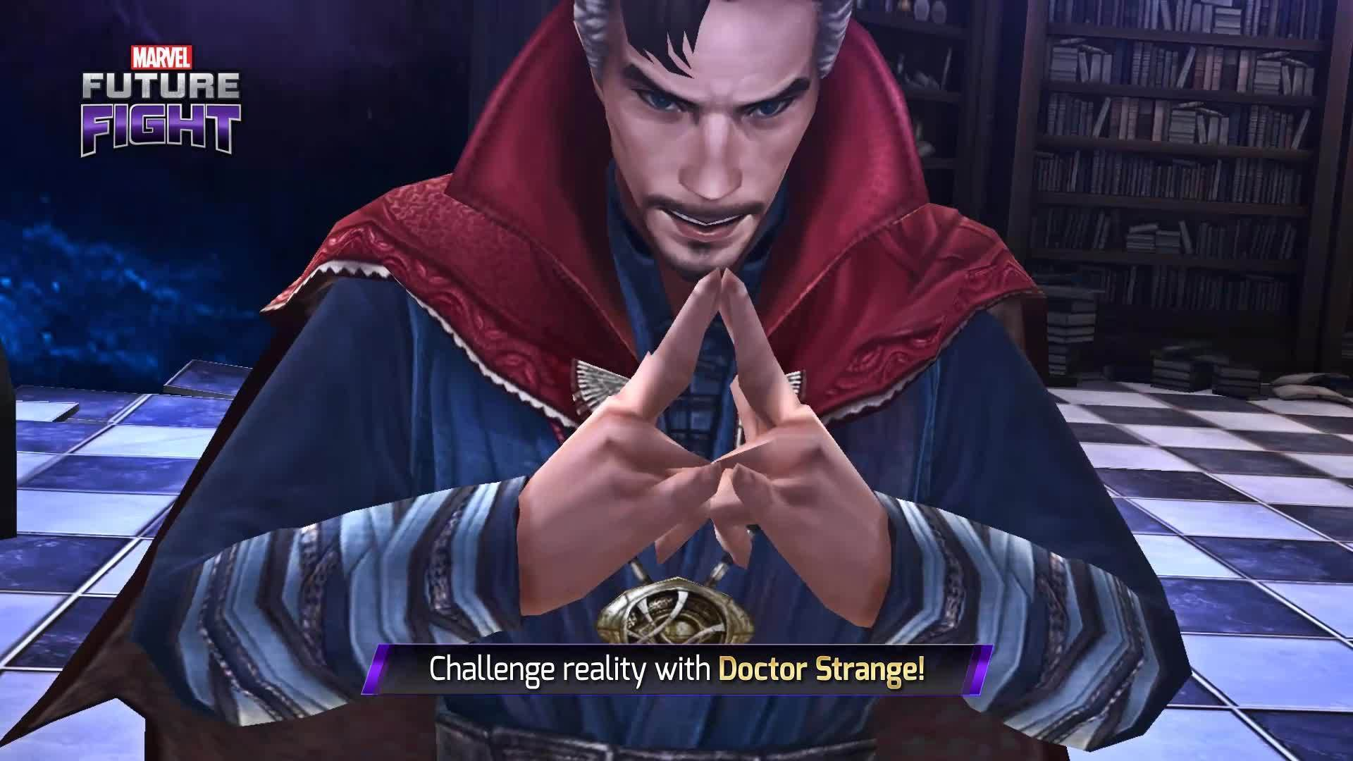 MARVEL Future Fight | Doctor Strange Update