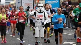Bad Guy Does Good: Jez Allinson on Running the London Marathon in Full Stormtrooper Armor