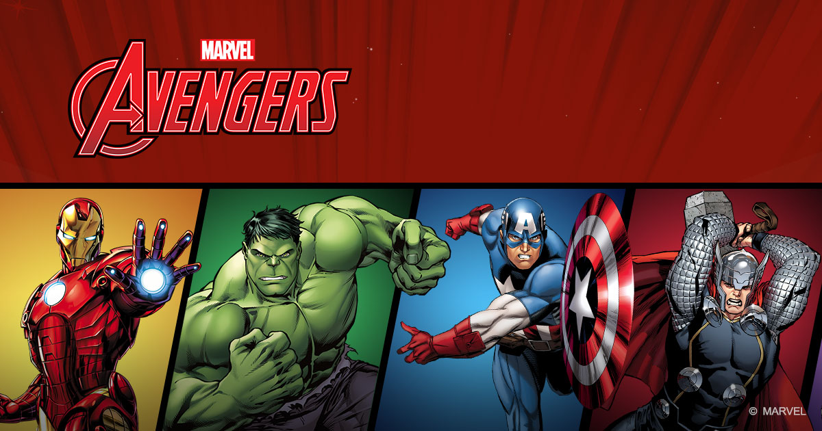 Avengers Characters Avengers Marvel Hq