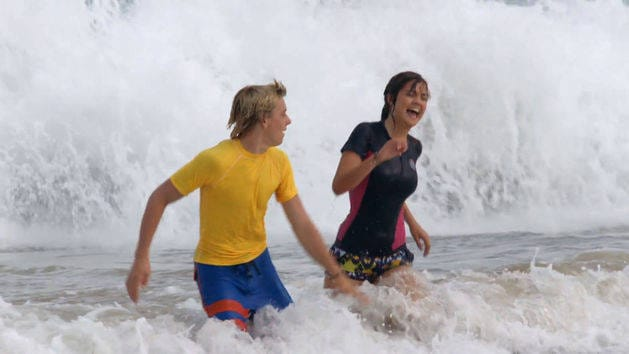 Espiadinha - Teen Beach Movie