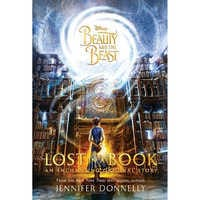 Image of Beauty and the Beast: Lost In a Book # 1