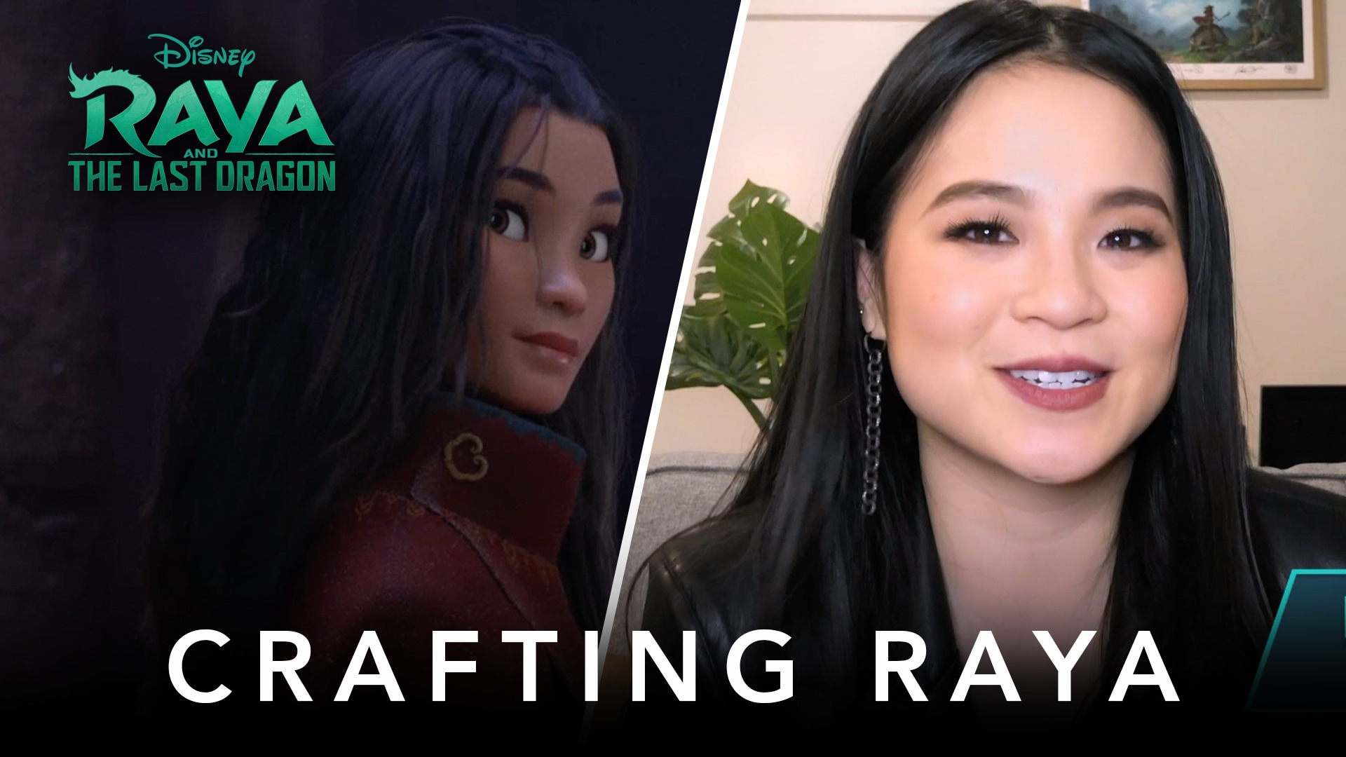 Crafting Raya Featurette | Raya and the Last Dragon