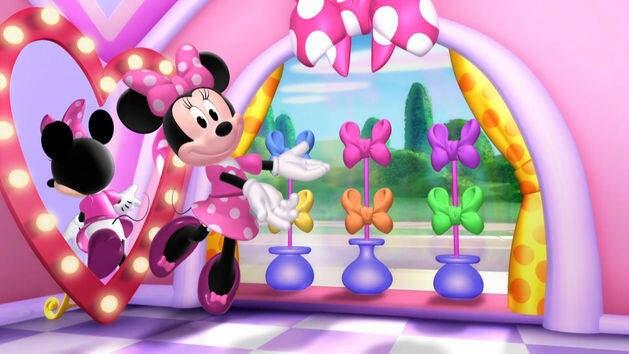 Los cuentos de Minnie: Tuberías con averías