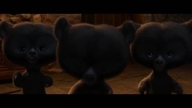 Brave - Drie kleine beertjes