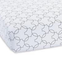 Mickey Mouse Dash Crib Sheet by Ethan Allen