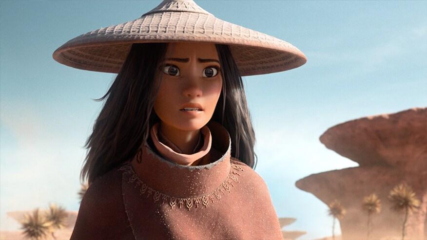 Ukázka 1 z filmu Raya a drak
