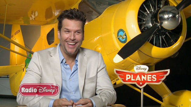 Take Flight with the Cast of Planes