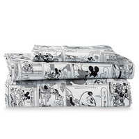 Image of Mickey Mouse Comic Strip Sheet Set by Ethan Allen # 1