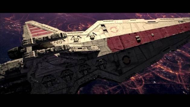 Star Wars: Battle Over Coruscant
