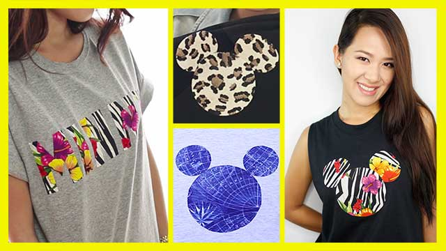 Diy Mickey T Shirt Tutorial Disney Video