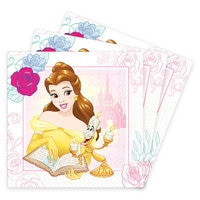Beauty and the Beast Lunch Napkins