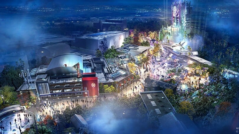 All the Avengers Experiences Coming to Disney Parks