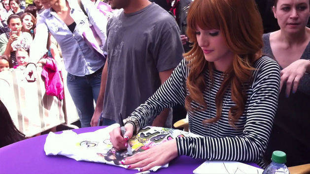 Giving Back to the Shake It Up Fans