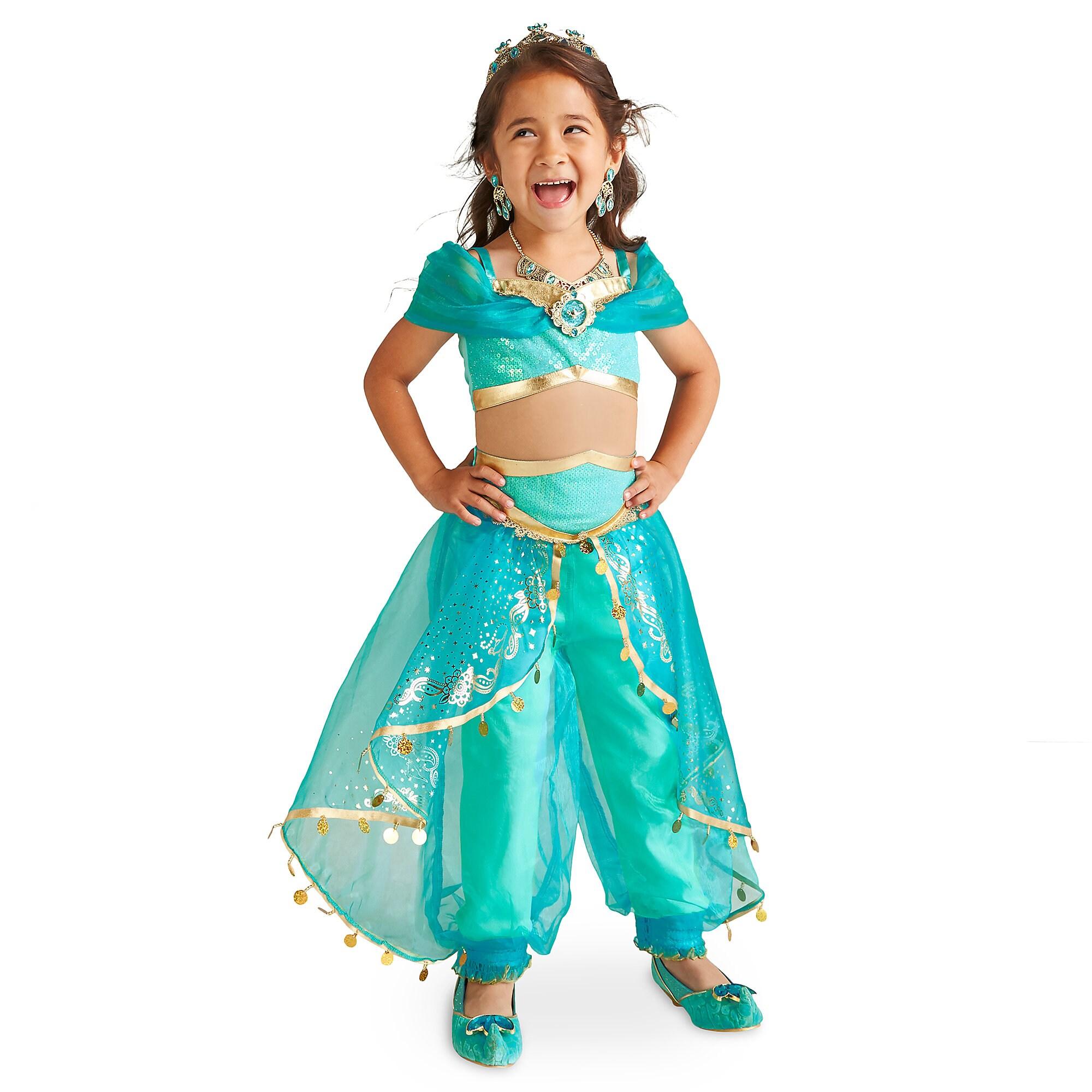 Thumbnail Image of Jasmine Costume for Kids # 2  sc 1 st  shopDisney & Jasmine Costume for Kids | shopDisney
