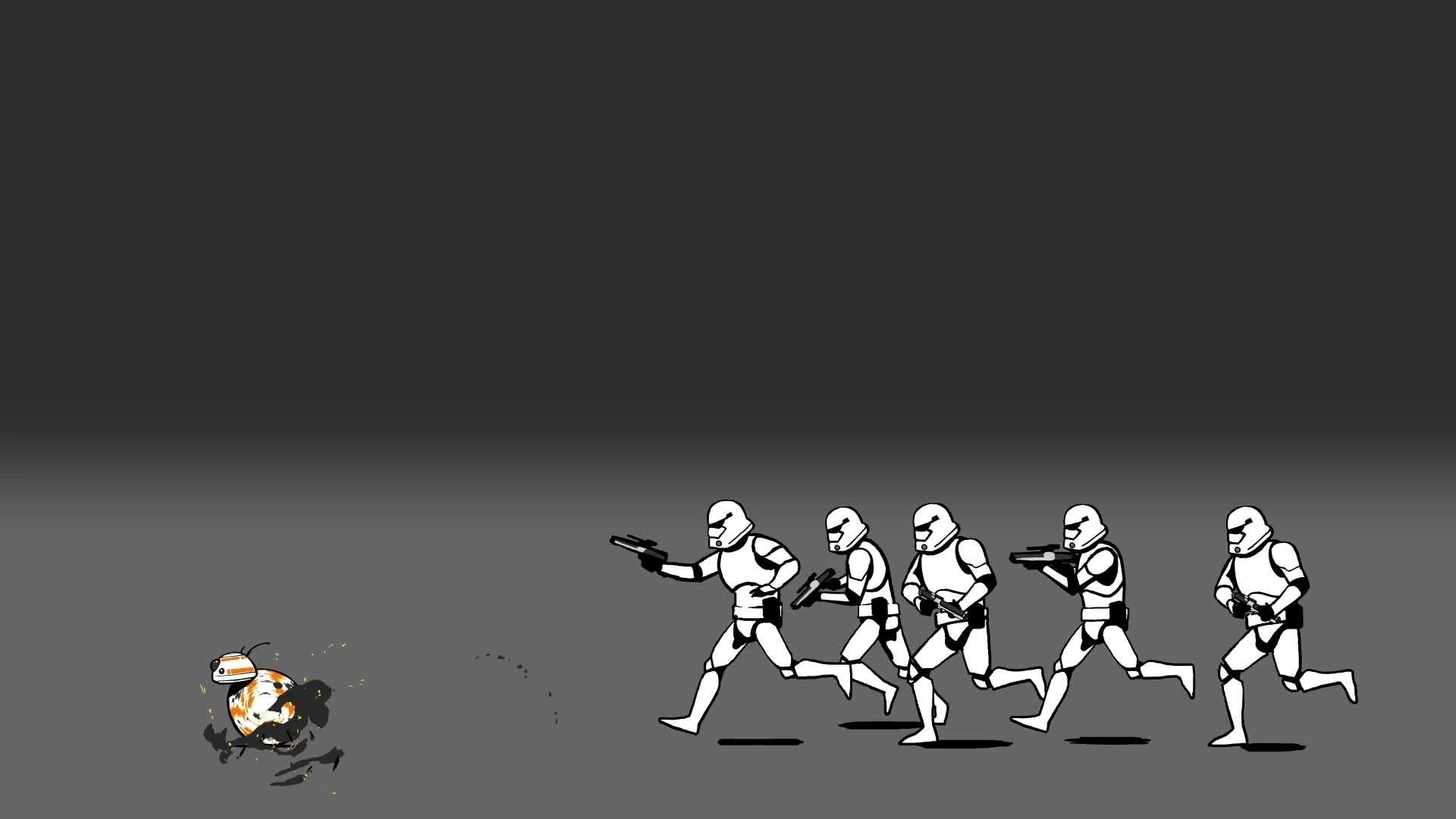 Star Wars Blips - The Chase