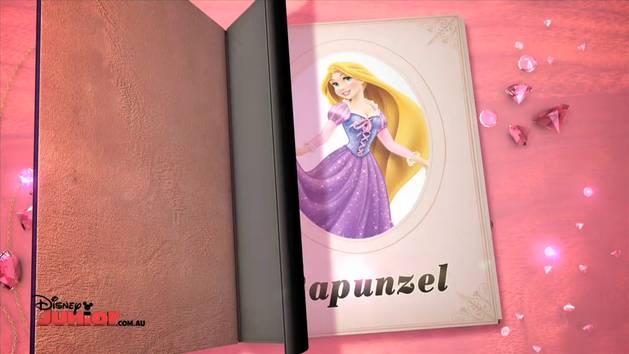 Once Upon A Princess - Rapunzel