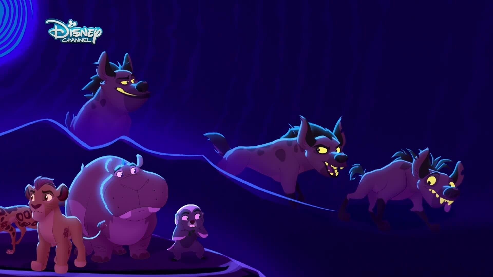 Die Garde der Löwen - Szene 2