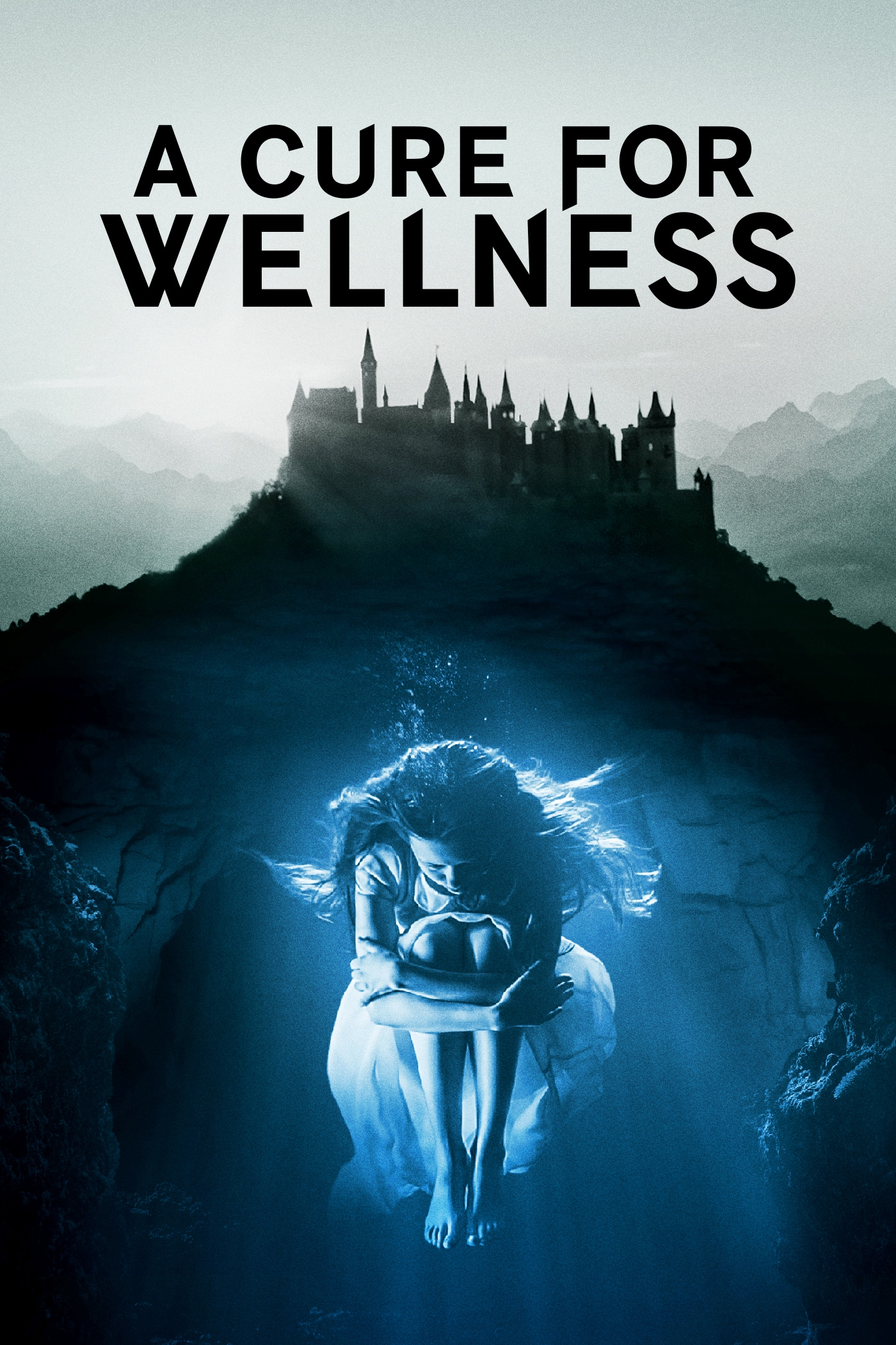A Cure For Wellness movie poster