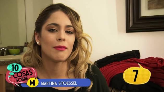 Martina Stoessel - 10 cosas sobre mí