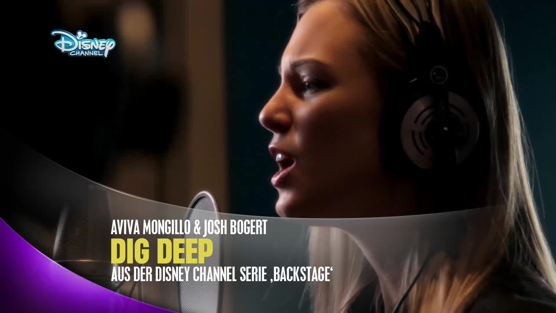 Backstage - Song 'Dig Deep'