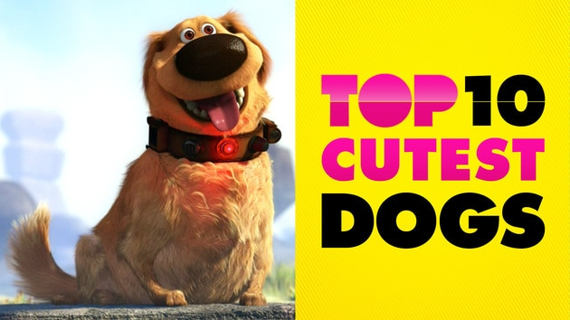 Cutest Dogs | Disney Top 10