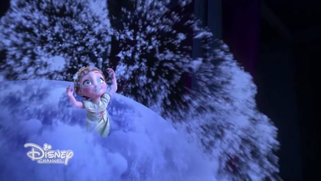 Frozen - curiosità glaciali - Short 5