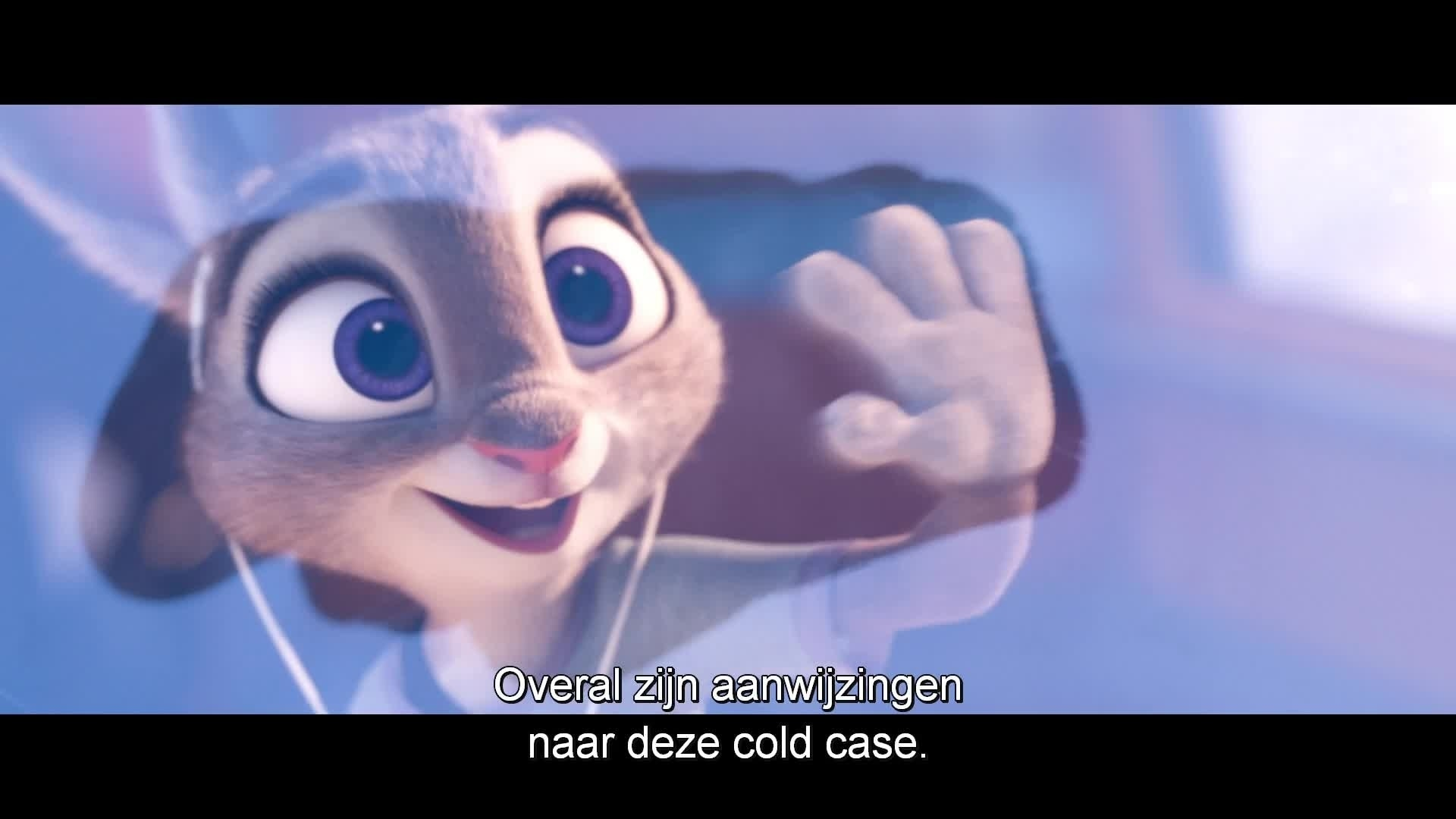 Zootropolis - The ZPD Forensic Files: Frozen