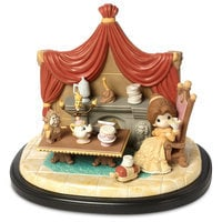 Belle ''Be Our Guest'' Limited Edition Figurine by Precious Moments