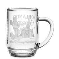 Walt Disney World Castle Mickey Mouse Mug by Arribas - Personalizable