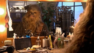 Method Acting with Chewbacca | Solo: A Star Wars Story
