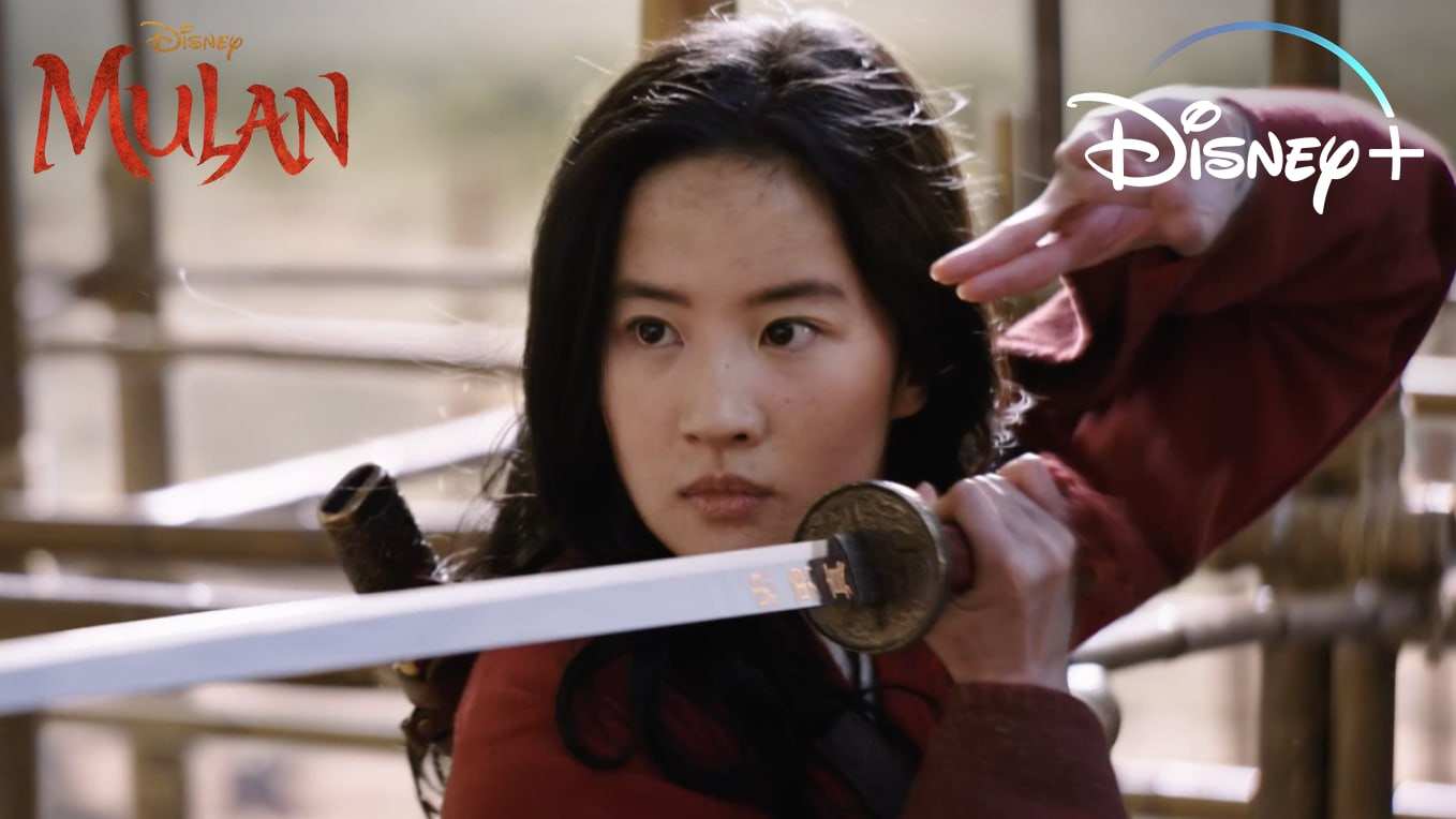 Now Streaming | Mulan | Disney+