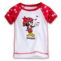 Minnie Mouse Three-Piece Pajama Set for Baby - Disneyland