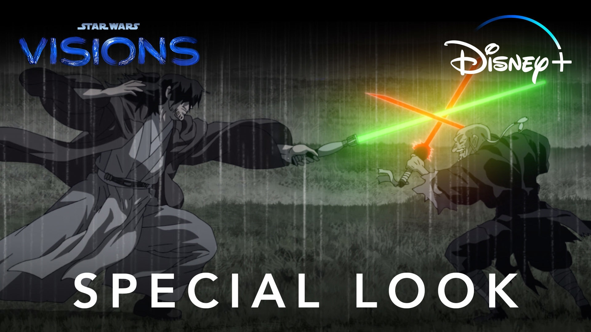 Special Look - Star Wars: Visions