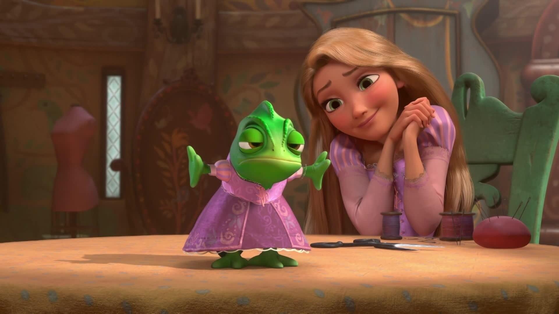 Disney Signes - Raiponce