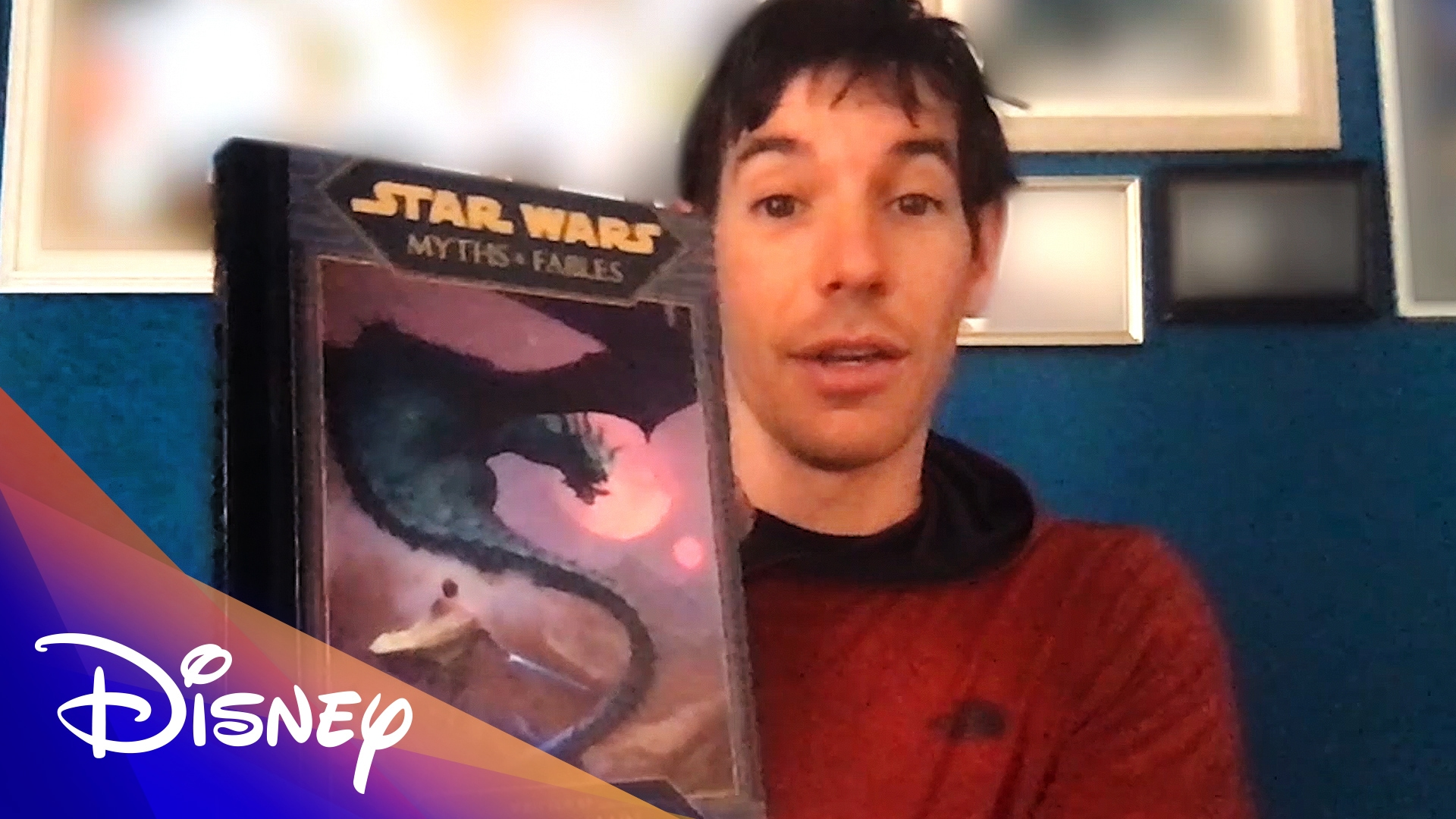 Storytime with Alex Honnold | Disney