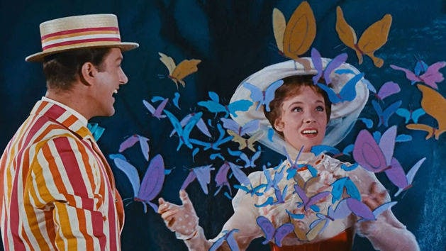 Mary Poppins: Trailer