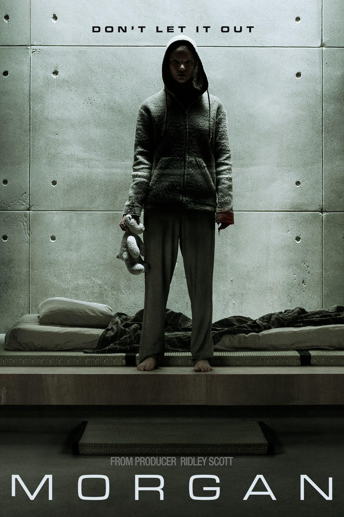 Morgan movie poster