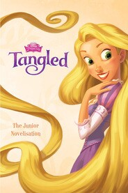 Tangled: Junior Novel