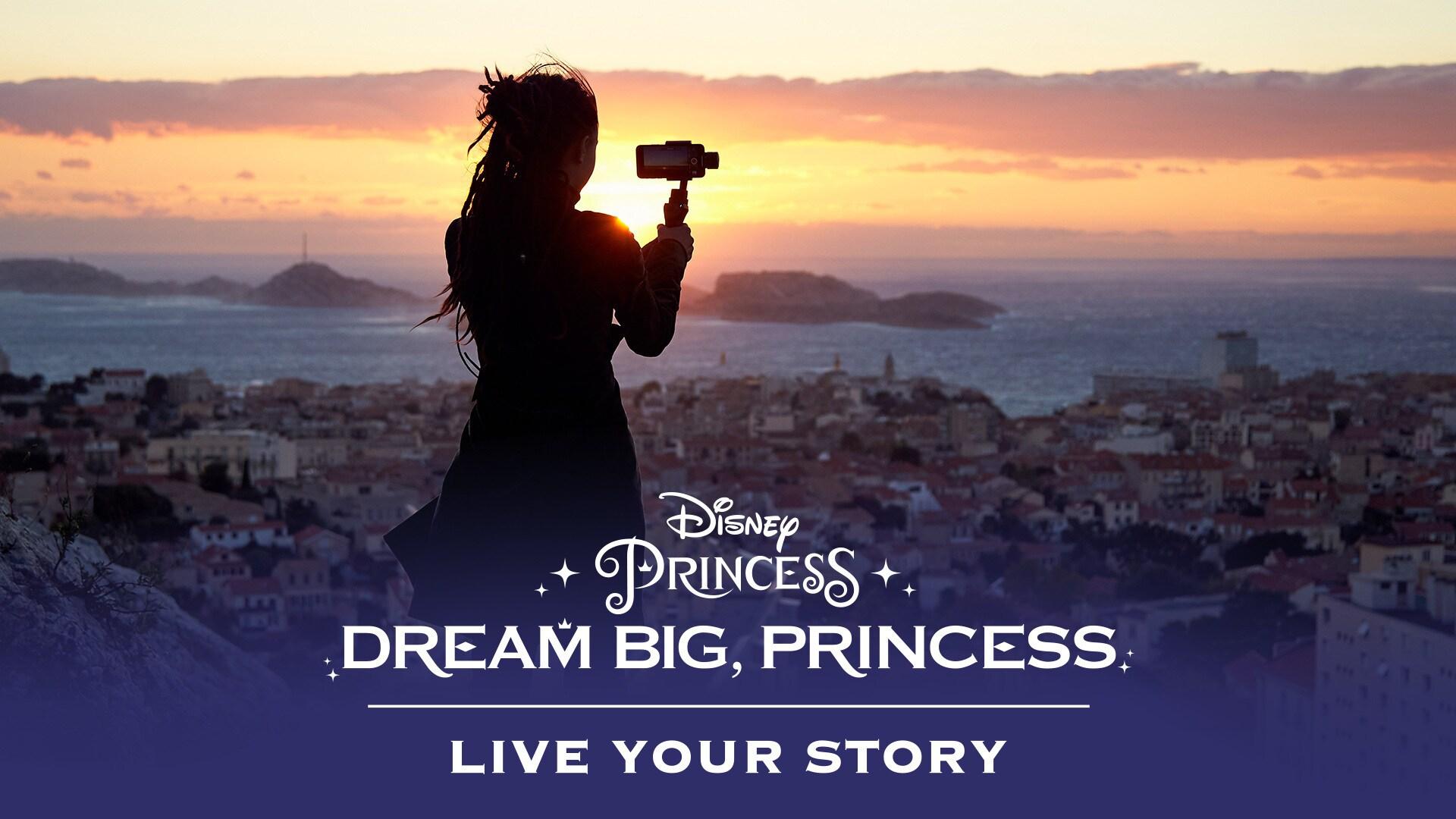 Dream Big, Princess - Lola Meets Virginie Delalande | Disney