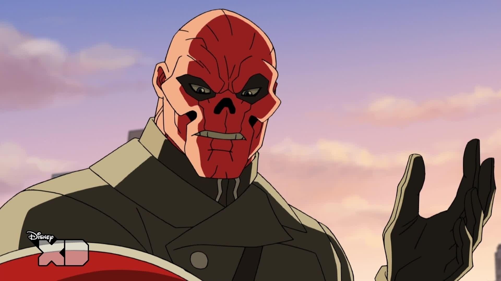 Marvel Avengers Rassemblement - Saison 1 Épisode 1 - Premières minutes