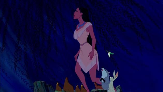 """Pocahontas : Chanson """"Ecoute ton coeur"""""""
