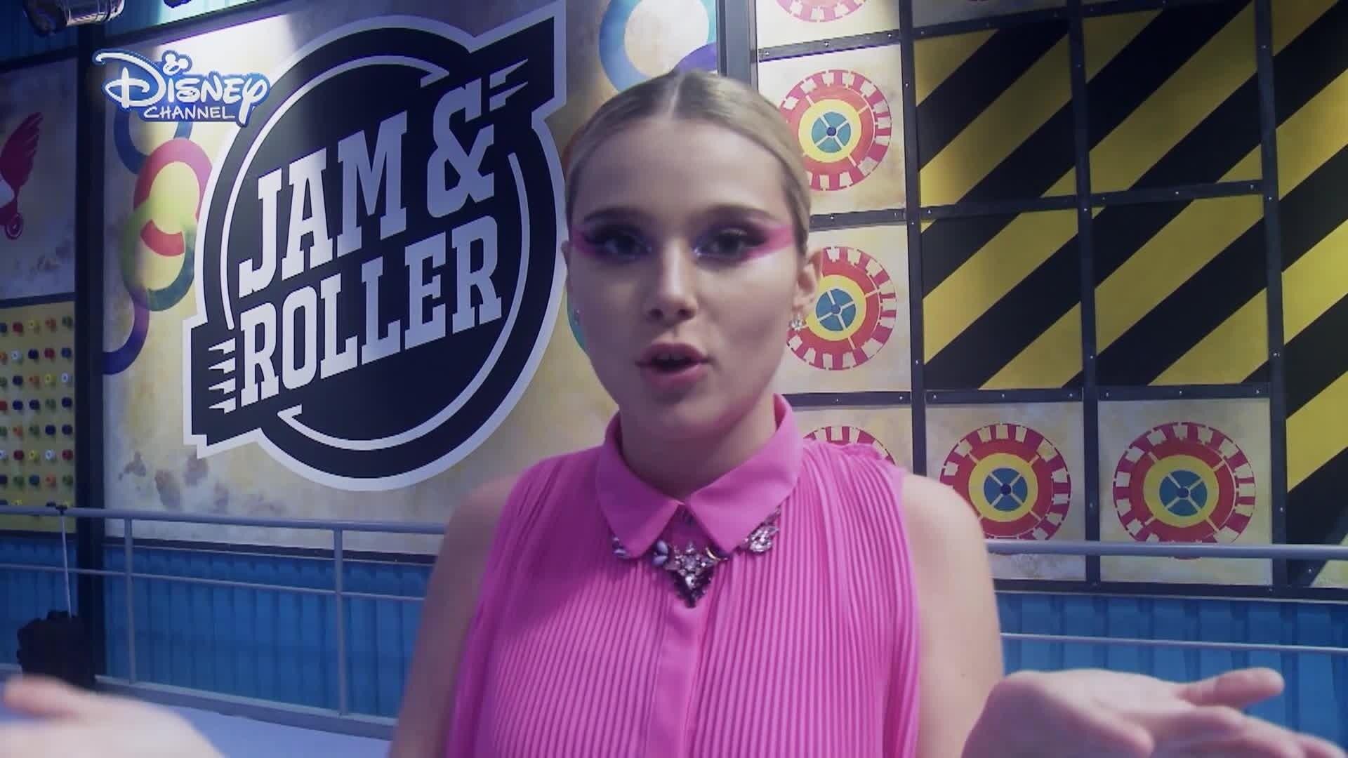 Glam & Roller - O Look da Ambar