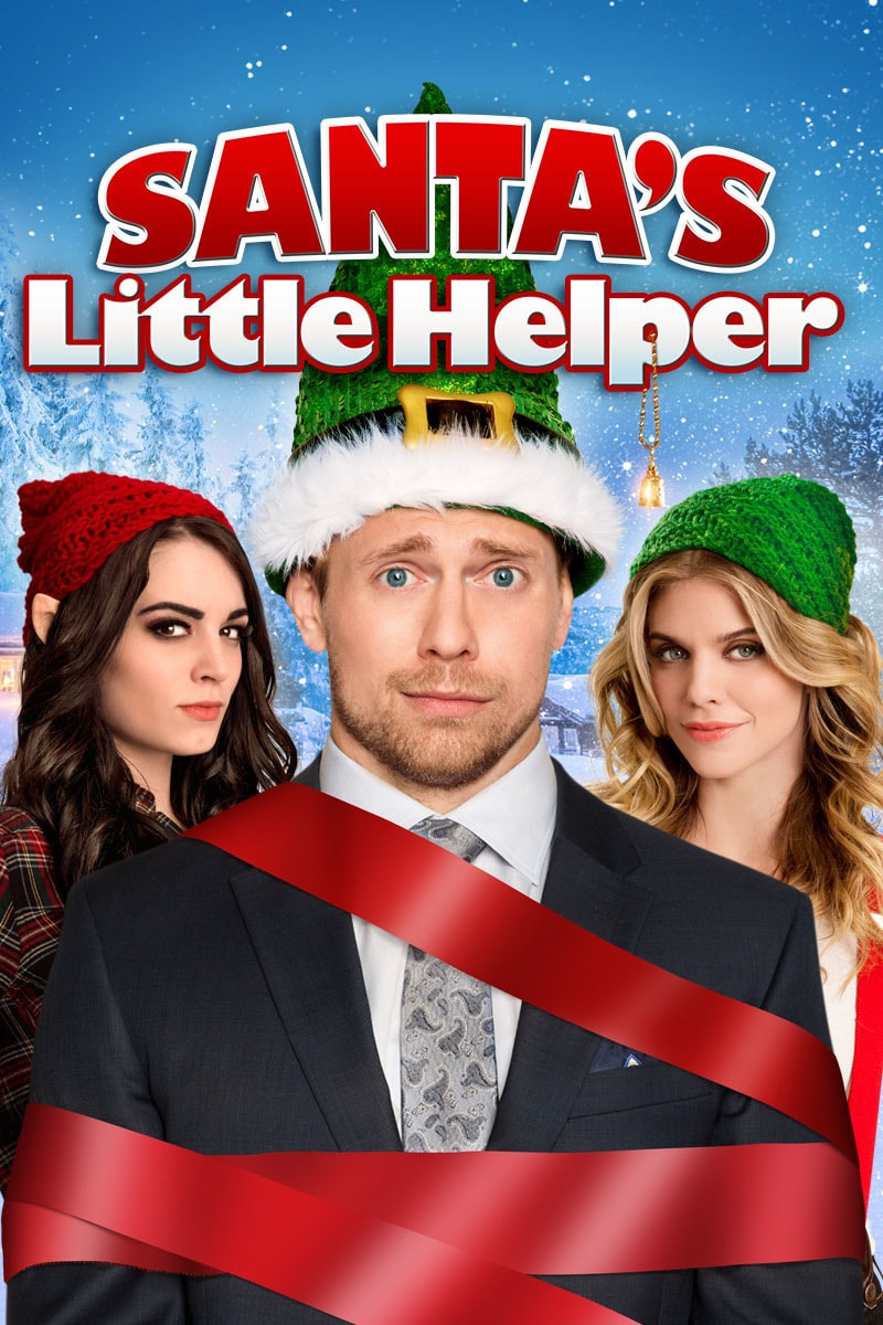 Santa's Little Helper movie poster