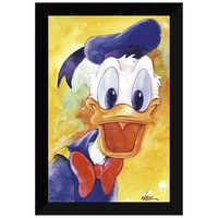 Image of ''Donald Duck Quacks'' Giclée by Randy Noble # 6