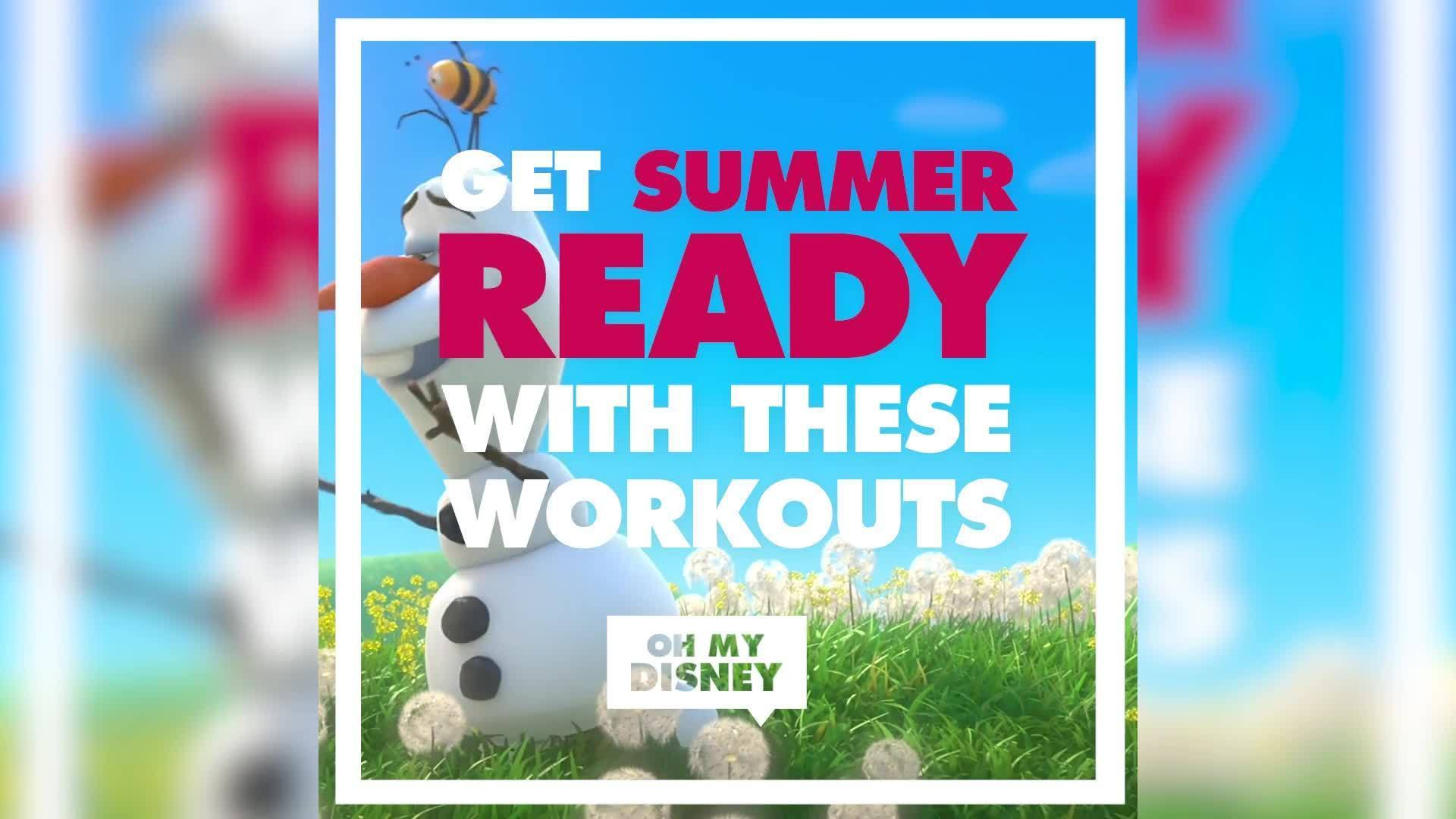 Get Summer Ready With These Workouts