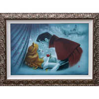 Image of Sleeping Beauty ''Awaking the Beauty'' Giclée by Noah # 2